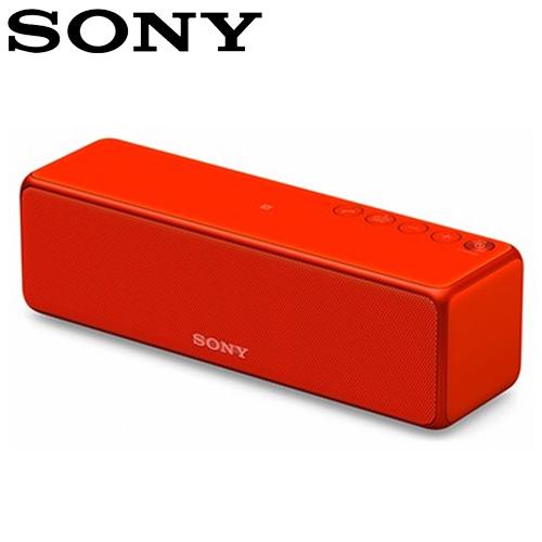 【客訂】SONY 索尼 SRS-HG1 可攜式無線藍牙喇叭 紅
