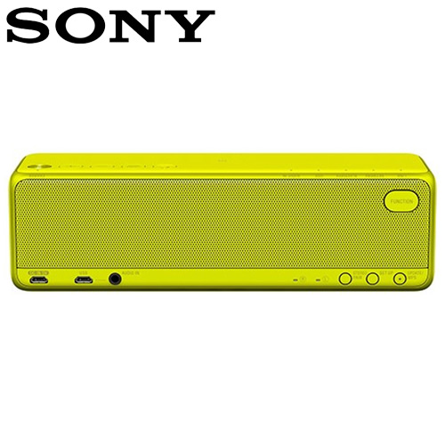 【客訂】SONY 索尼 SRS-HG1 可攜式無線藍牙喇叭 黃