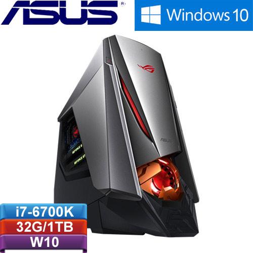 ASUS華碩 GT51CA-0151A670GXT 電競桌機