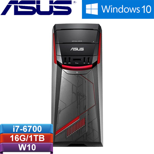 ASUS華碩 G11CB-0071A670GXT 電競桌機