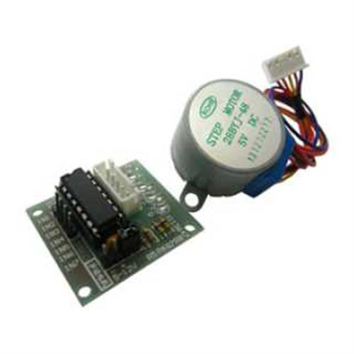 KTDUINO 五線四相步進馬達驅動控制模組(含直流5V