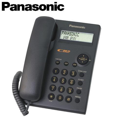 Panasonic國際牌來電顯示有線電話KX-TSC11(黑)