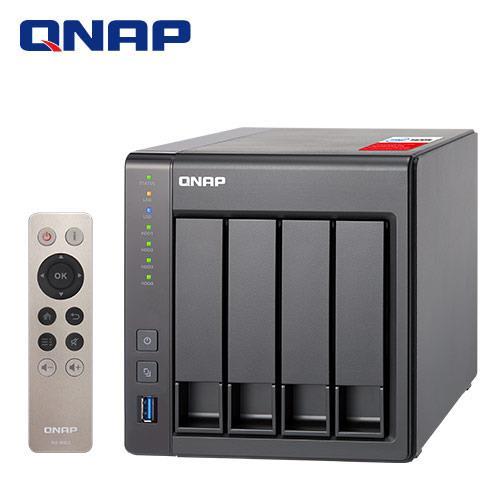 QNAP威聯通 TS-451+ -8G 4Bay網路儲存伺服器【獨家送HDMI線】