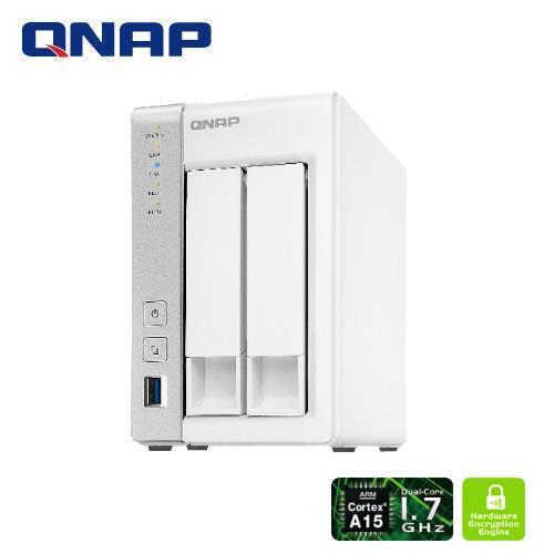 【網購獨享優惠】QNAP威聯通 TS-231P 2Bay網路儲存伺服器