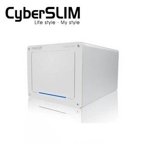 【網購獨享優惠】CyberSLIM S84-U3 PLUS USB3.0 3.5吋4層外接盒單功能讀取4顆