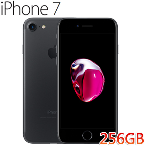 APPLE iPhone 7 256GB 黑