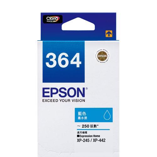 EPSON 原廠墨水匣 T364250( 藍)