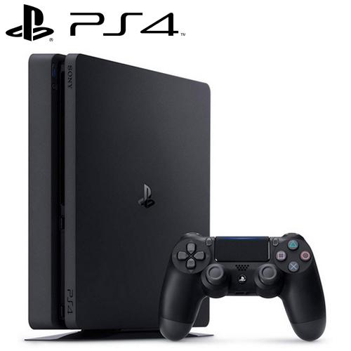 SONY 新力 PS4主機 CUH-2017 系列1TB 極致黑