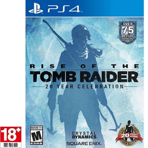 【客訂品】PS4遊戲《古墓奇兵 崛起》中文版【降價~每人限購一片】