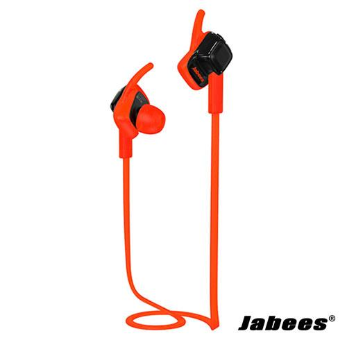 Jabees beating(橘色)藍牙運動型耳麥
