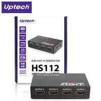 Uptech 登昌恆 HS112 HDMI 4-Port分配器