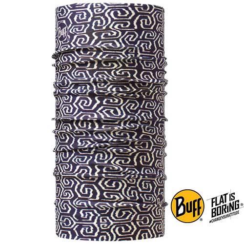 《BUFF》湄公河紋 經典頭巾BF107785