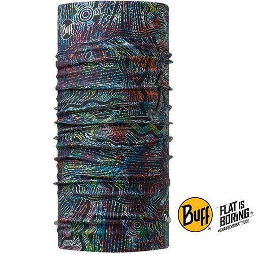《BUFF》七彩雪梨 經典頭巾BF107781