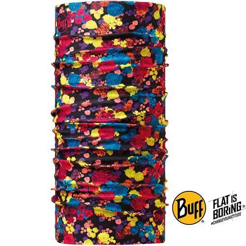 《BUFF》潑墨碎花 經典頭巾BF107803