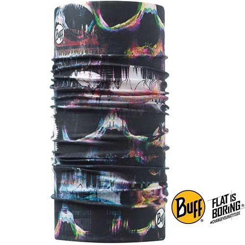 《BUFF》山稜頻率 經典頭巾BF108880