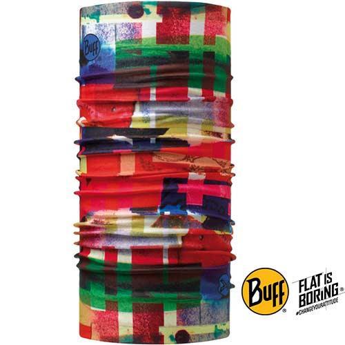 《BUFF》迷幻之色 經典頭巾BF107796