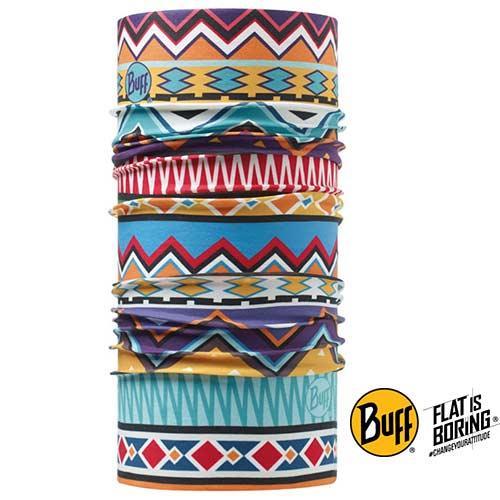 《BUFF》繽紛失序 經典頭巾BF108888