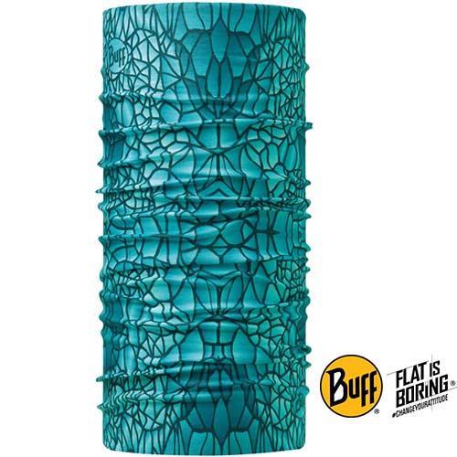 《BUFF》青玉方塊 經典頭巾BF107787