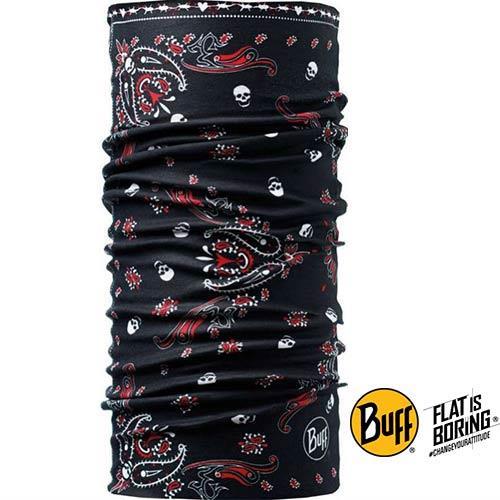 《BUFF》骷髏變形蟲 經典頭巾BF108839