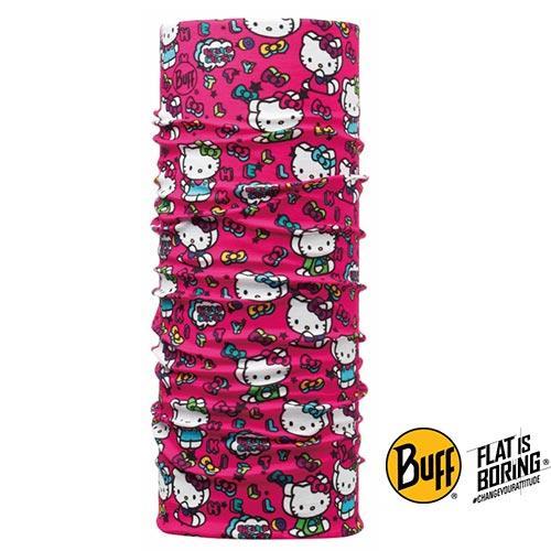 《BUFF》Hello Kitty頭巾-立體遊戲 BF108228