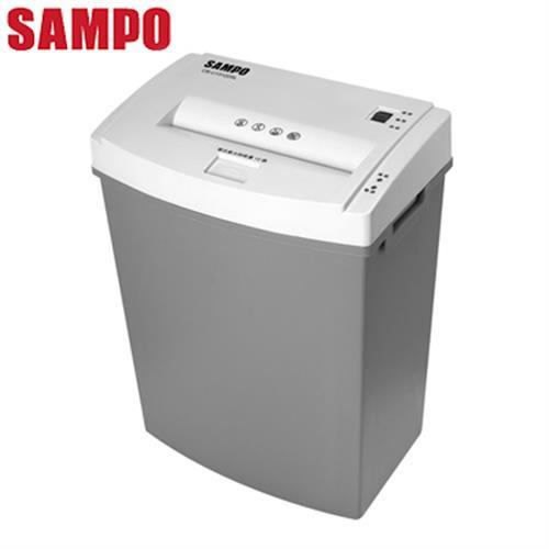 SAMPO聲寶短碎狀多功能專業碎紙機 CB-U13122SL