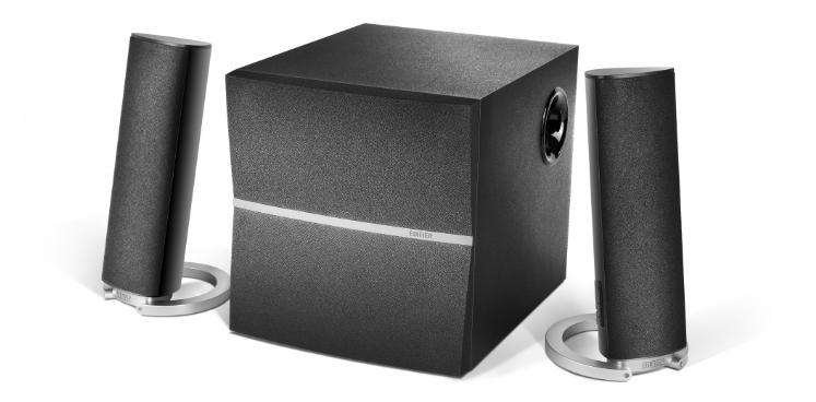 EDIFIER M3280BT 低音愛好者 三件式喇叭