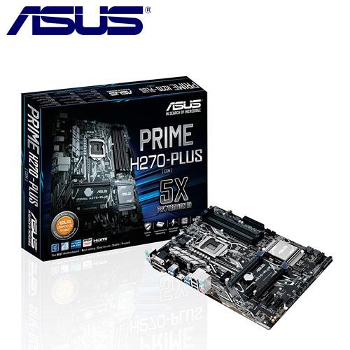 ASUS華碩 PRIME H270-PLUS 主機板