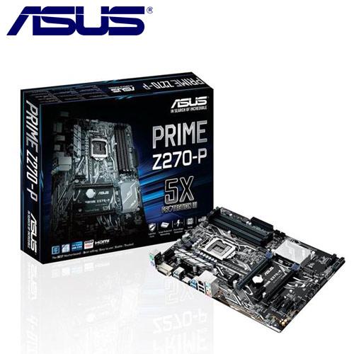 ASUS華碩 PRIME Z270-P 主機板