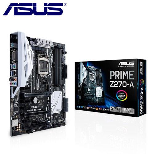 ASUS華碩 PRIME Z270-A 主機板