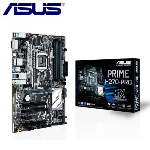 ASUS華碩 PRIME H270-PRO 主機板