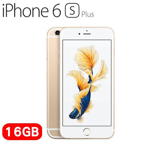 APPLE iPhone 6s Plus 16GB 5.5吋智慧型手機-金