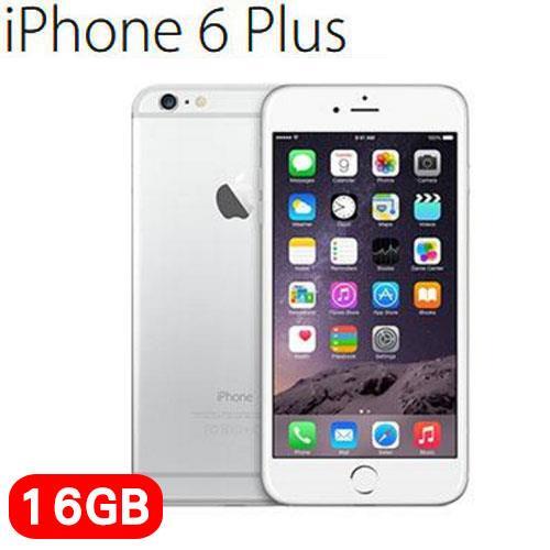 APPLE iPhone 6 Plus 16GB 5.5吋智慧型手機-銀色