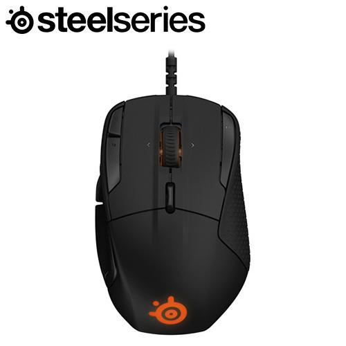 SteelSeries 賽睿 Rival 500 RGB 電競滑鼠