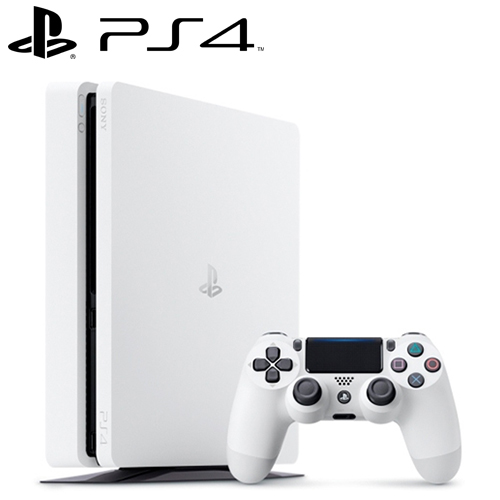 【客訂】SONY 新力 PS4 主機 CUH-2017 系列 500GB 冰河白