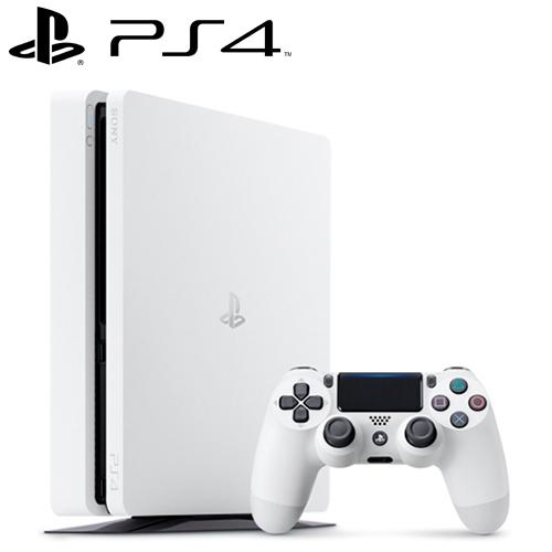 【客訂】SONY 新力 PS4 主機 CUH-2017 系列 1TB 冰河白