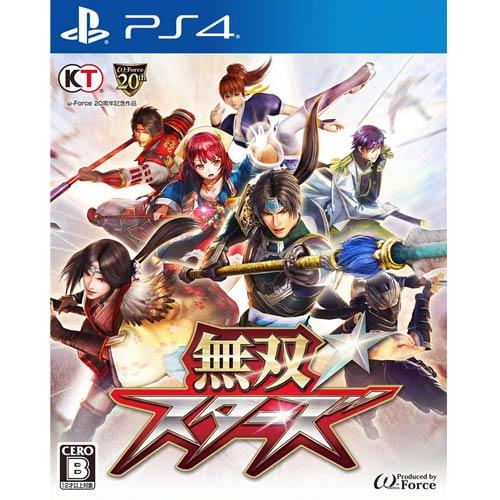 【預購品】PS4遊戲《無雙群星大會串》中文版