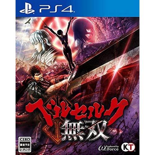 【預購品】PS4遊戲《烙印勇士無雙》中文版