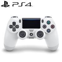 PS4 原廠 DS4 光條觸碰板 無線震動手把 冰河白 CUH-ZCT2G13