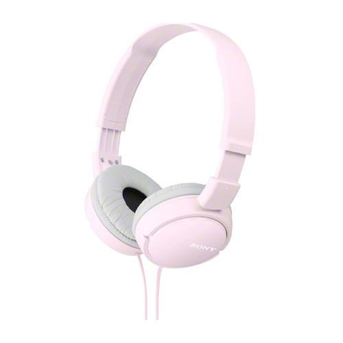 SONY 手機通話耳罩式耳麥 MDR-ZX110AP-P 粉