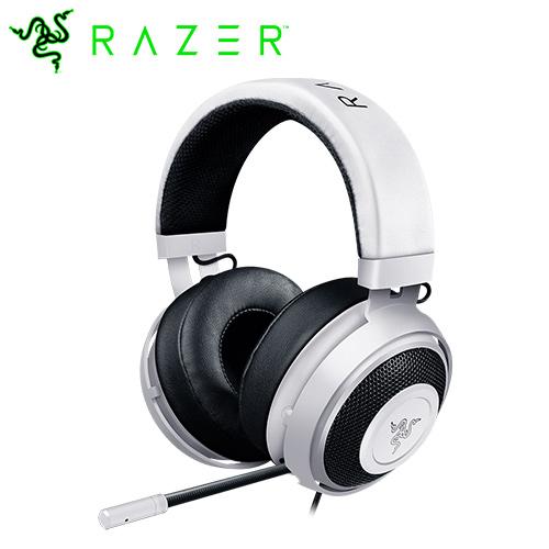 Razer 雷蛇 Kraken Pro V2 北海巨妖 耳機麥克風 白