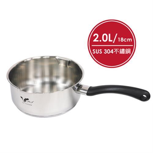 【牛頭牌】新小牛雪平鍋_18cm