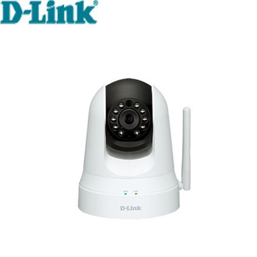 R2【福利品】D-LINK 友訊 DCS-5020L H.264 旋轉式無線網路攝影機