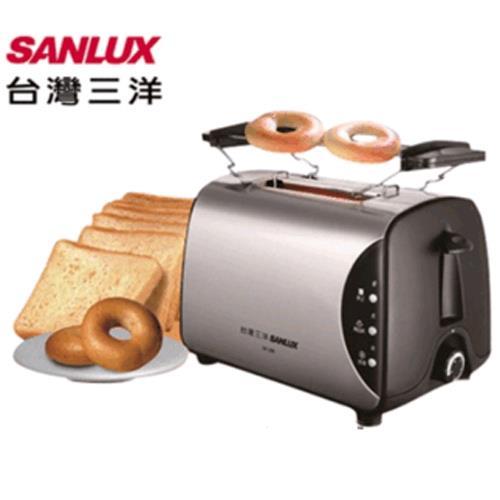 SANLUX台灣三洋烤麵包機 SK-28B