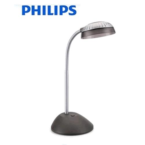 PHILIPS  飛利浦 酷樂LED檯燈  66027灰