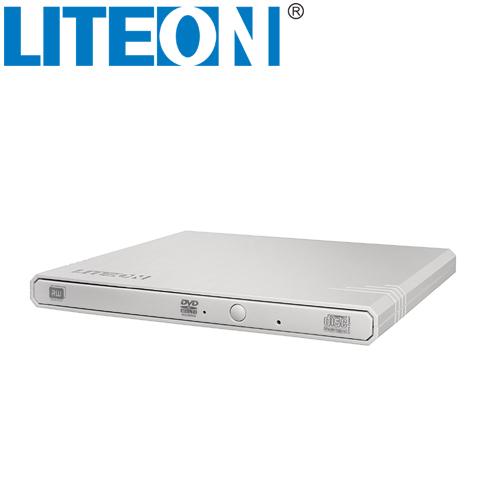 LITEON eBAU108 超薄型外接式燒錄器 白