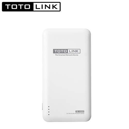 TOTOLINK 極薄快充行動電源TB15000