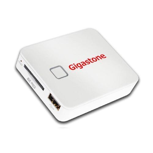 Gigastone SmartBox A2-25DE 無線存儲充電寶(白色)