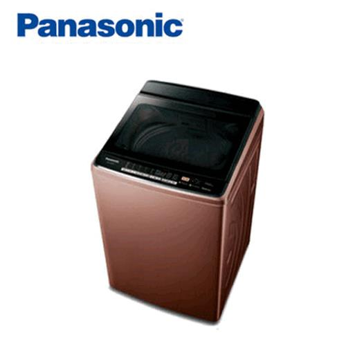 Panasonic 17KG直立式變頻洗衣機 NA-V188EB-T(棕色)