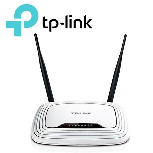 TP~LINK TL~WR841N TW  300Mbps 無線 N 路由器