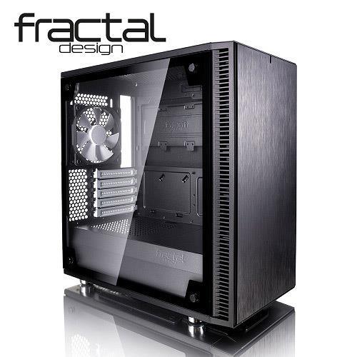 Fractal Design Define Mini C TG(鋼化玻璃)
